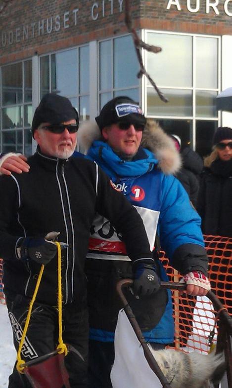 Svein og Dag Torulf. Foto: Nita Emilie Hansen