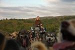Maya Wisborg B oll har erfaring med hunder fra Svanvik. Foto: Eirik Palm